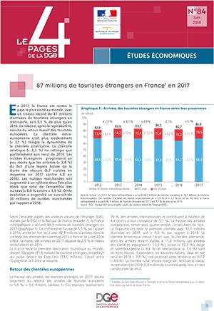 4 Pages Direction G N Rale Des Entreprises DGE