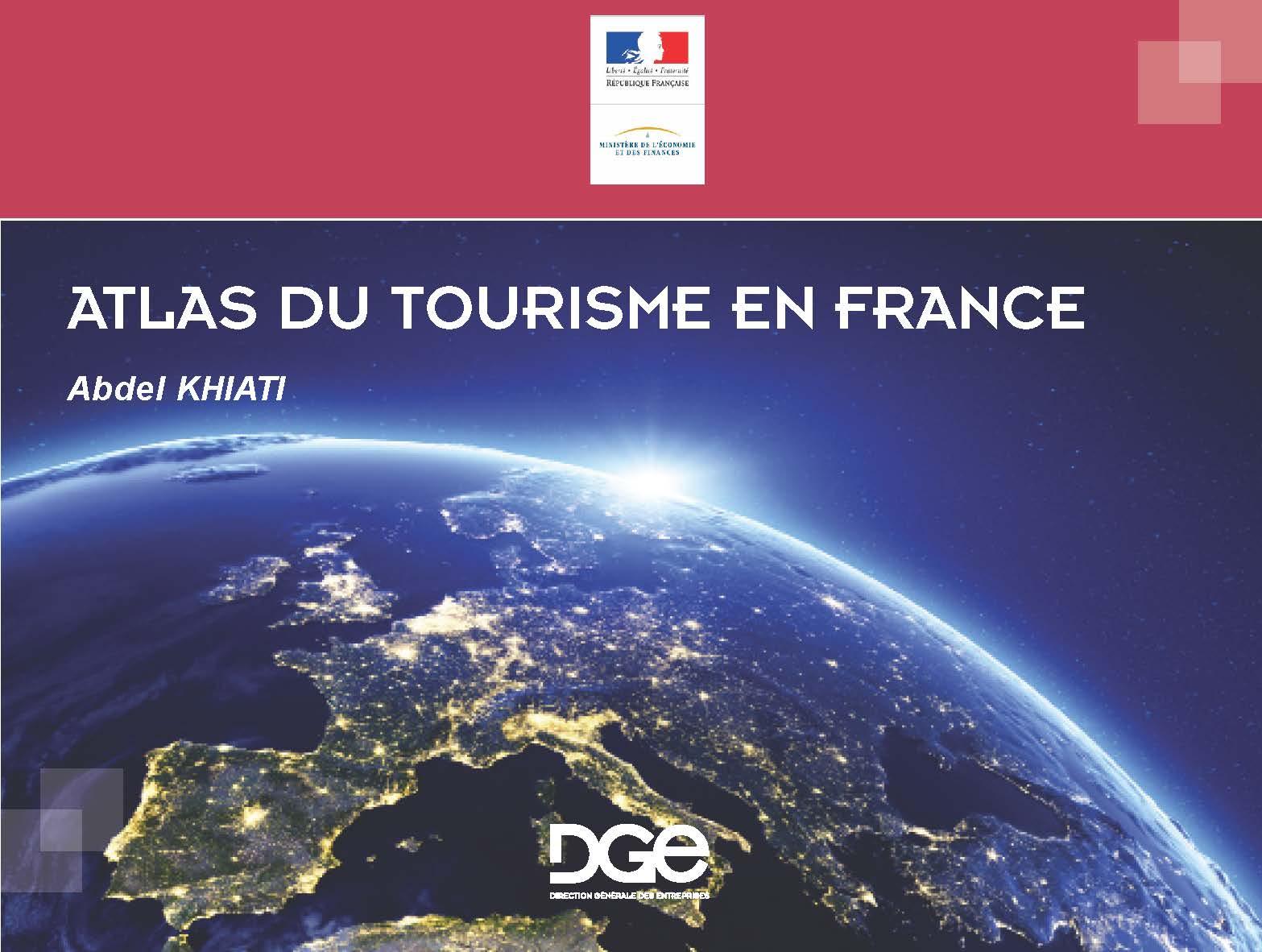 Générale Des France Du Entreprises dge Tourisme L'atlas Direction En xqvApCw76