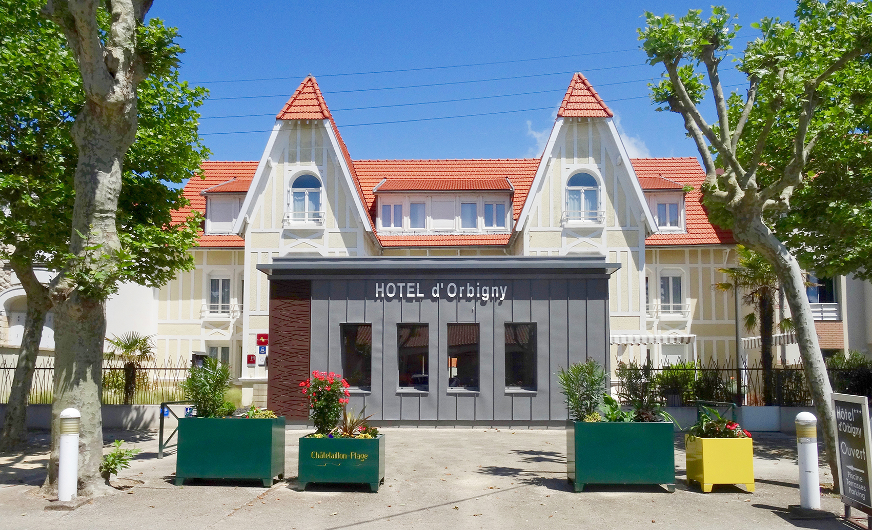 Chatelaillon Plage – Hôtel d'Orbigny