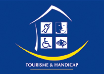 Logo marque nationale Toursime & Handicap