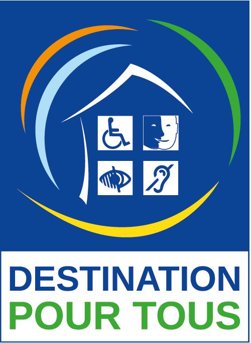Logo de la marque d'Etat Destination Pour Tous