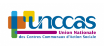 logo UNCCAS - union nationale des centres communaux d'action sociale