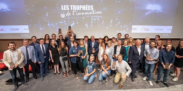 Trophées De Linnovation Du Tourisme 2018 Direction Générale Des