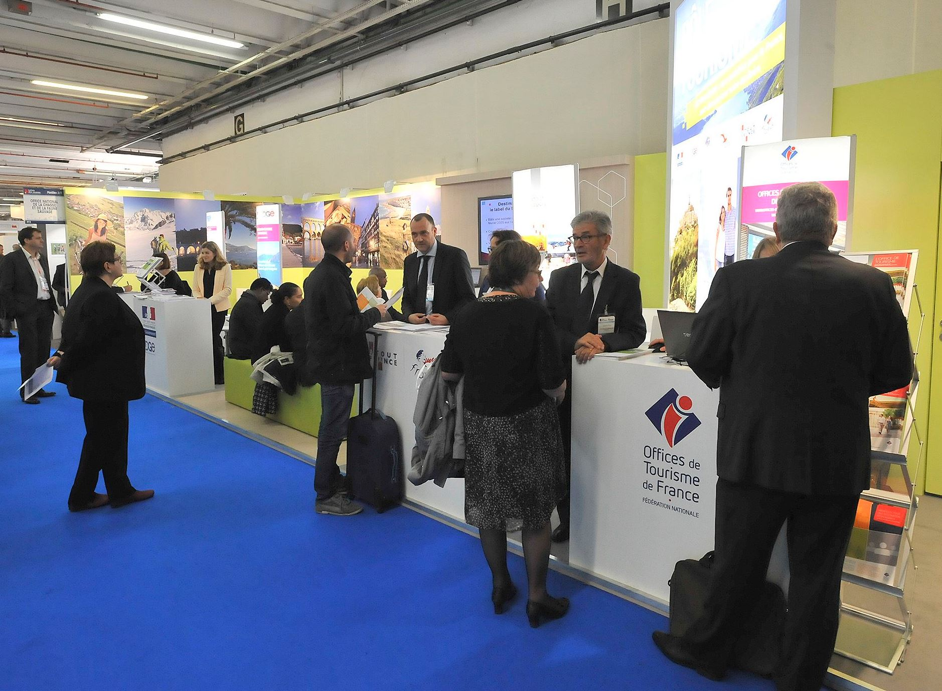 Le tourisme au salon des maires de france direction for Salon e tourisme