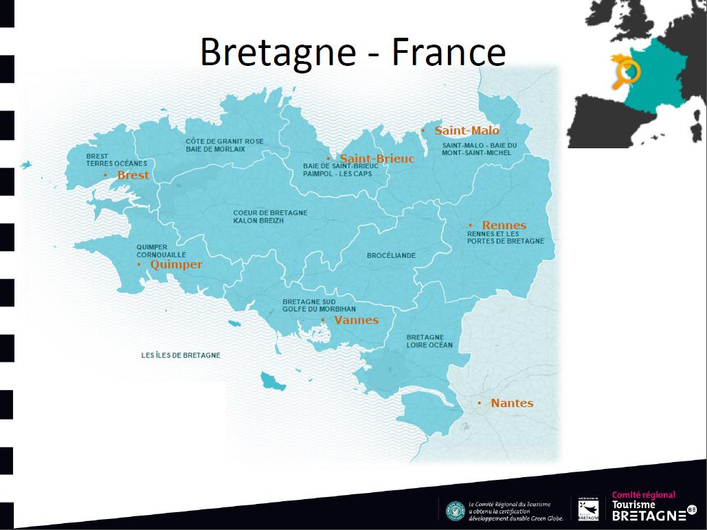 Journ e des contrats de destination direction g n rale for Lieux touristiques france