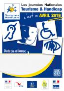 Le mois Tourisme & Handicap 2019