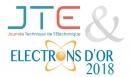 Logo Journée Technique de l'Electronique & Electrons d'Or 2018