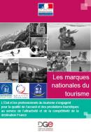 Livret marques nationales du tourisme